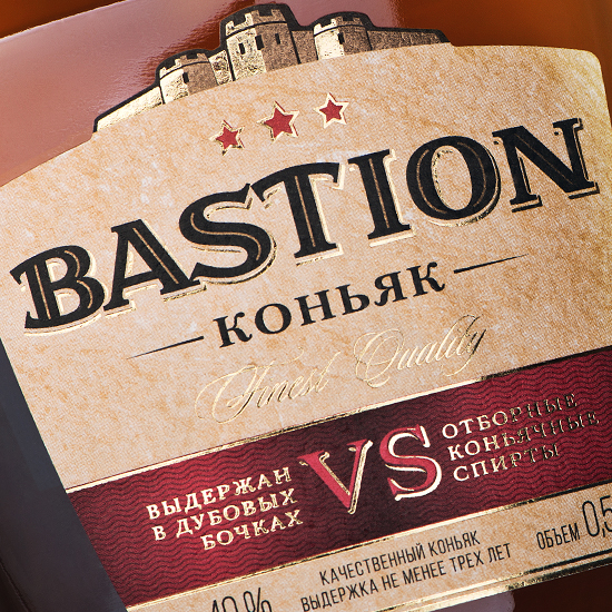 BASTION — Cognac design