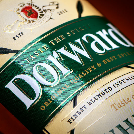 DORWARD — Whiskey design